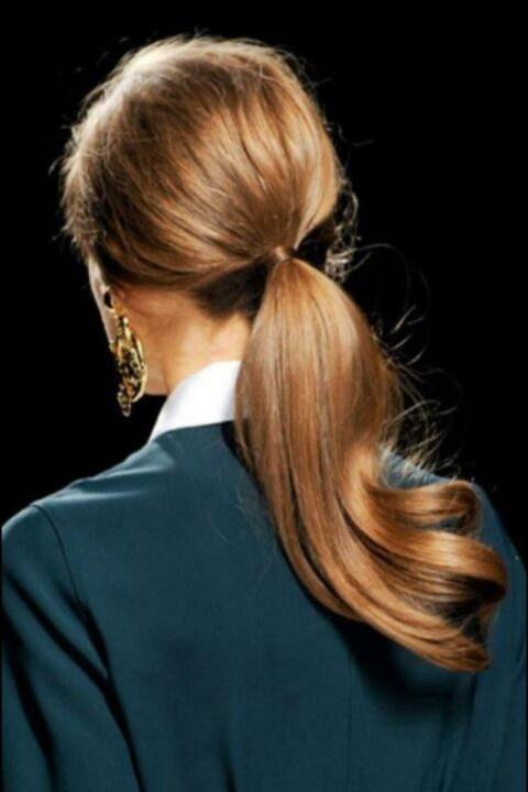 Peinados Nochevieja coletas