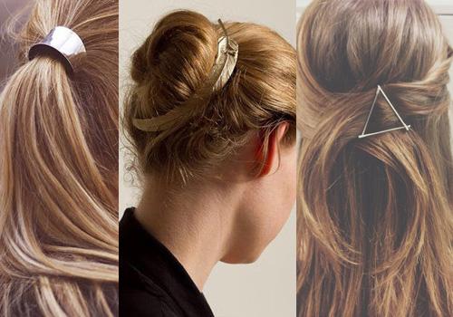 Peinados entrevista trabajo - Complementos