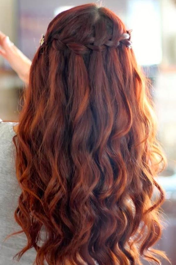 waterfall-braided-hairstyles-for-long-hair