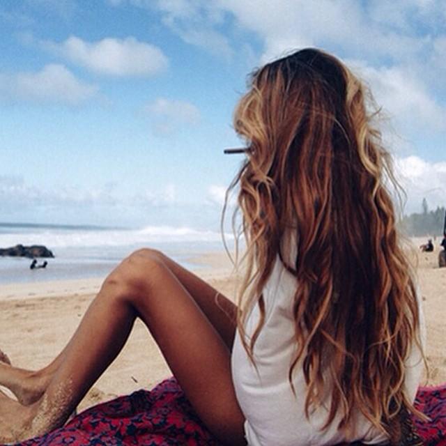 Cuidado del cabello en verano