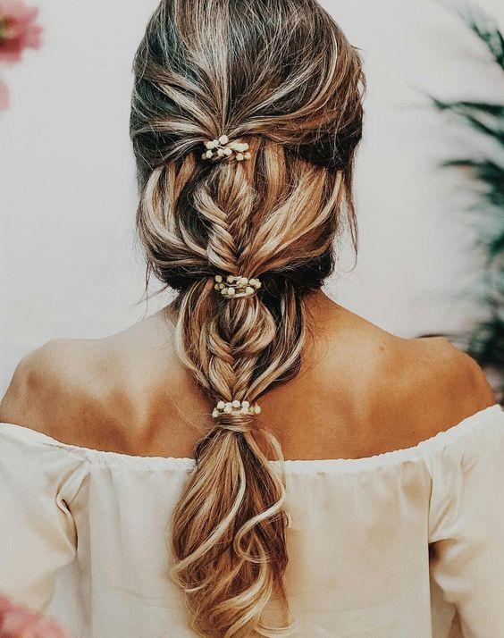 Peinados para bodas elige tu peinado perfecto h 39 almagro - Peinados elegantes para una boda ...