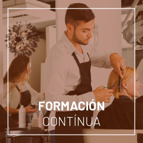 cursos de formación en peluquería
